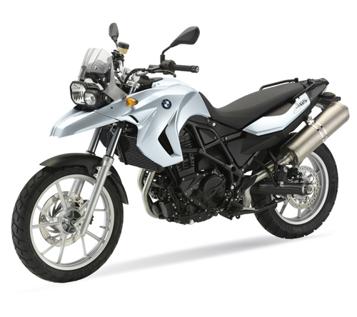 BMW F 650 GS -bike