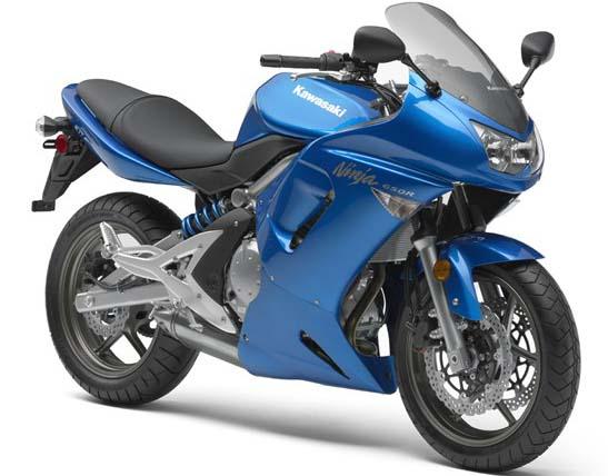 kawasaki_ninja_650R - moto viteza
