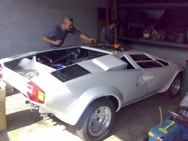 lamborghini kit car -stephane- arhiva tudor