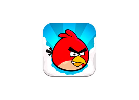 angry-birds-logo sursa -esquire.com